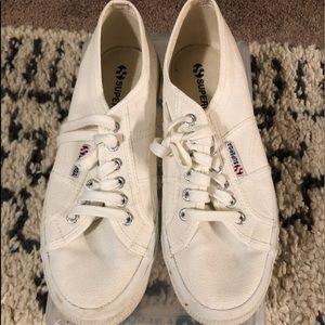 Superga Shoes size 10